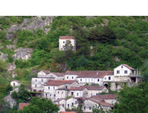 Godinje – Exceptional Rural Heritage of Skadar Lake